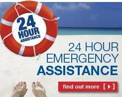24 hour assistance - we're here when you need us