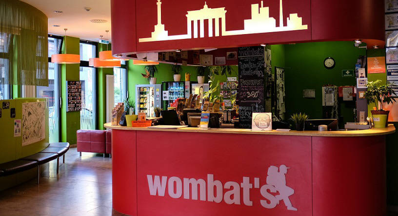 Wombats Berlin Hostel