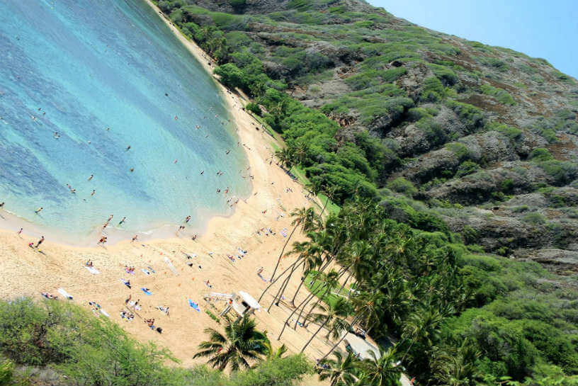 Photo of Hanauma Bay, Hawaii