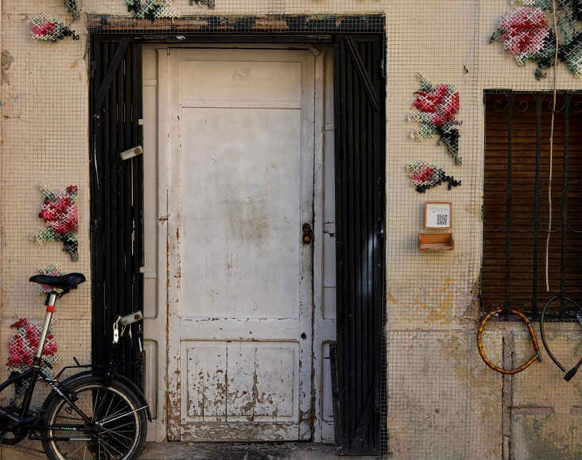 Old Town Doorway, Valencia Spain