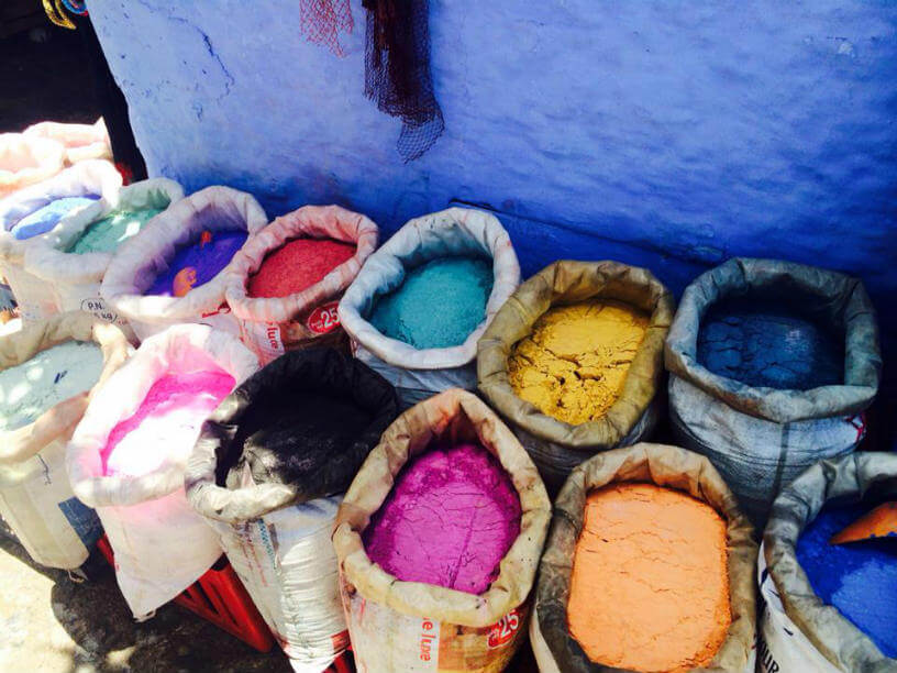 Exploring Morocco's colourful cities
