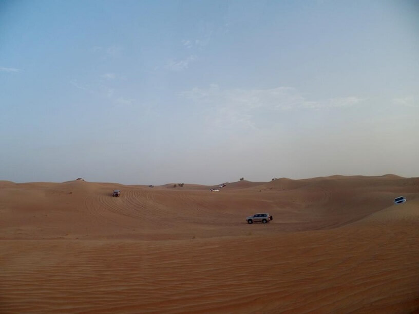 Photo from the Arabian Desert