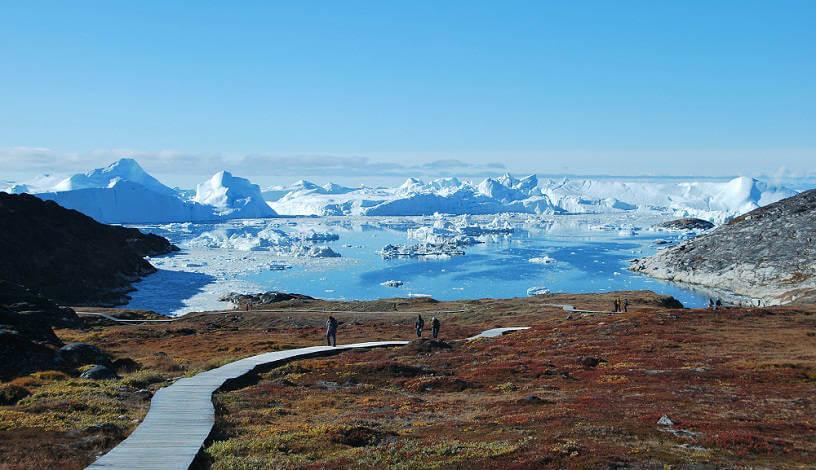 Ilulissat Greenland