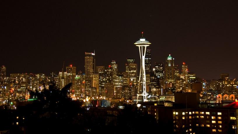Photo of Seattle Skyline, USA