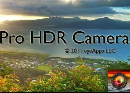 Photo of the Pro HDR Camera for iOS & Android