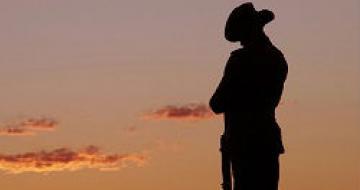 Thumbnail image of an Australian Soldier