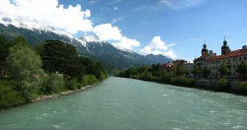 Thumbnail image of River Inn, Innsbruck Austria