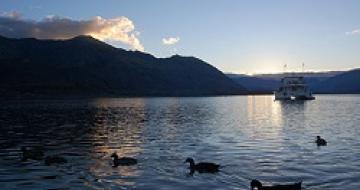 Thumbnail image of the view of Lake Wanaka From Roy's Bay