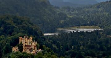 Thumbnail image of Hohenschwangau Bavavrian castle
