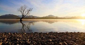 Thumbnail image of Wanaka Lake, New Zealand