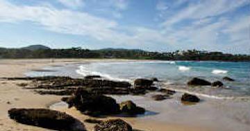Thumbnail image of Kioloa beach, NSW Australia