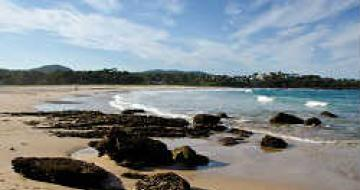 Thumbnail image of Kioloa beach, NSW Australia