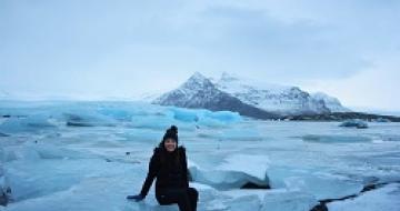 Thumbnail image of Glacial Lagoon, Iceland