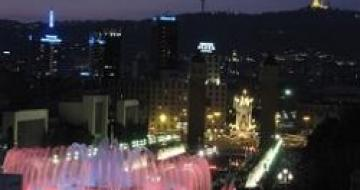 Thumbnail image of the Magic Fountain in Barcelona