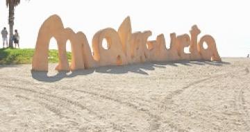 Thumbnail image of Malaga Beach, Spain