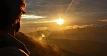 Thumbnail image from Mt Agung at Sunrise