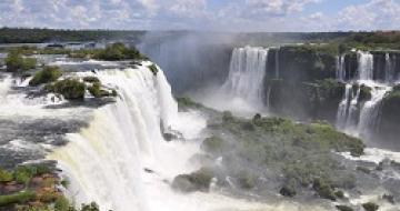Thumbnail image of Iguassu Falls, Brazil