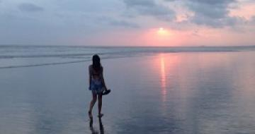 Thumbnail image of Balinese sunset