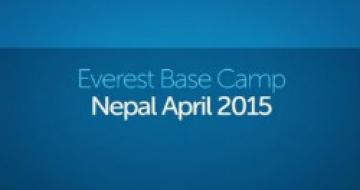 Feature Image for Nepal Earthquake Documentary - April 2015