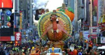 Thumbnail image from Macy's Annual Thanksgiving Day Parade