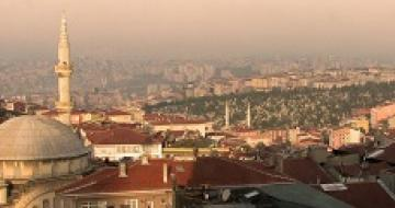 Thumbnail view of Istanbul from Movenpick hotel