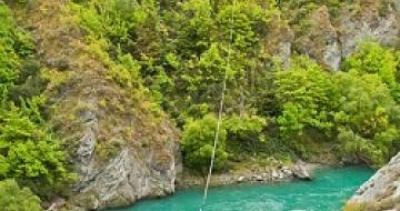 Thumbnail image Kawarau Bridge Bungee Jumping, Queenstown