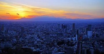 Thumbnail image of Tokyo sunset