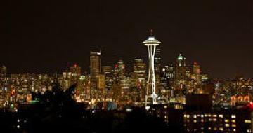 Thumbnail image of Seattle Skyline, USA