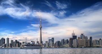 Thumbnail image of Toronto City, Canada