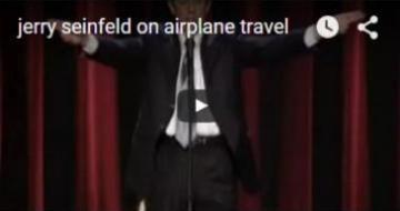 Jerry Seinfield Video Screenshot
