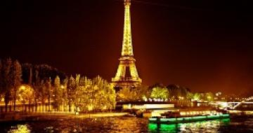 Thumbnail image of the Eiffel Tower at Night, Paris