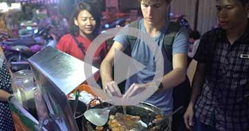 Travel Vietnam - Street Food Tour